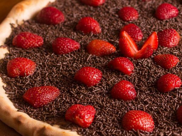 Meriendas niños_pizza chocolate y fruta_Farmacia I+