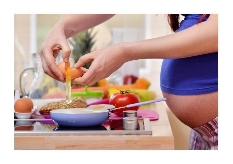Nutrición Embarazadas_Farmacia I+