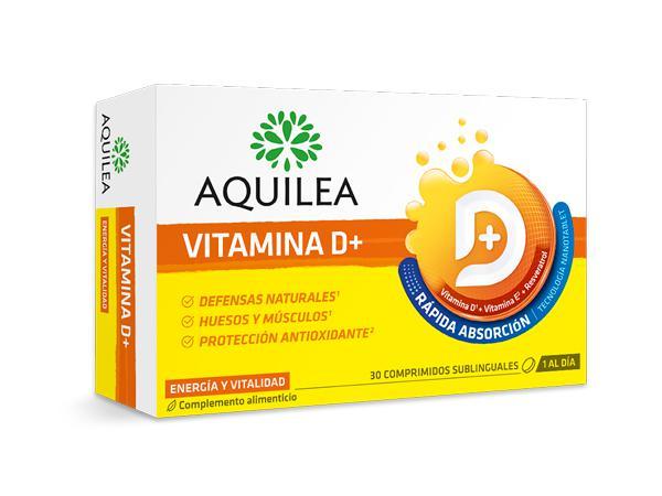 Aquilea Vitamina D+_Farmacia I+